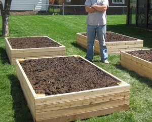 Plank beds