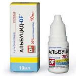 Как лечить инфекционный насморк у детей сульфацилом натрия?