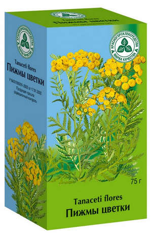 Pharmaceutical Herb Tansy