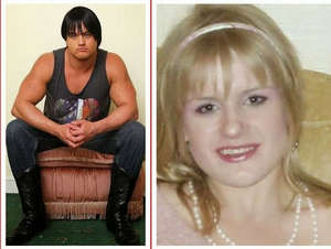 Девушка до стероидов и после