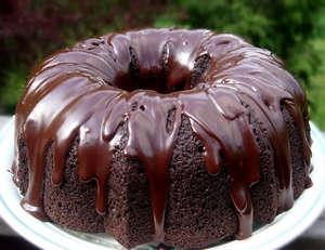 Глазурь на кексе