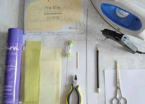 Инструменты для скарпбукинга