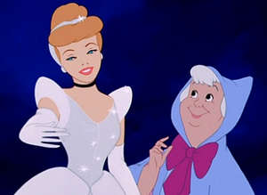 """Cartoon """"Cinderella"""""""