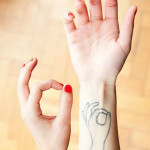 Что необходимо знать девушкам о тату на запястьях (фото и видео материал)