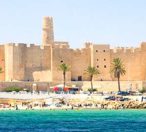 Coast of tunisia