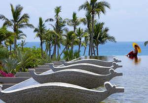 Hainan Island Bay