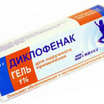 Мазь Диклофенак – средство от болей в суставах