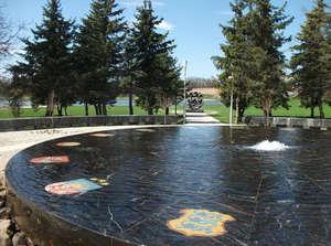 Hanseatic Fountain