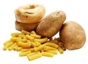 Potatoes and pasta