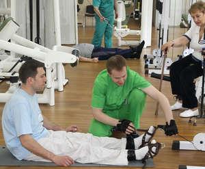 Treatment of coxarthrosis in a sanatorium
