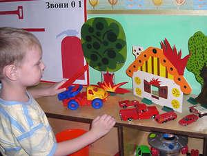 Поделки о пожарной безопасности