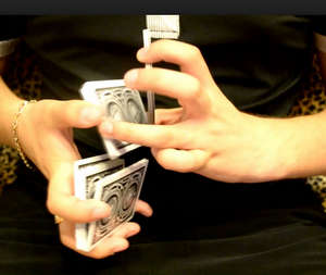 Card shuffle