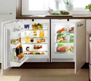 Cupboard freezer