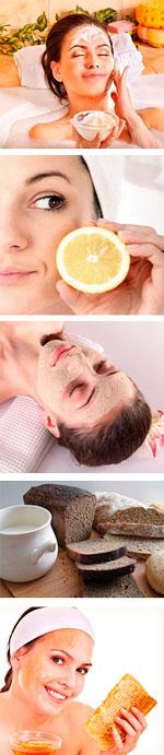 Варианты масок для лица