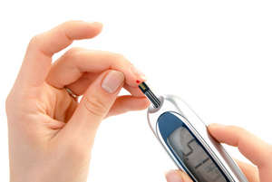 Measuring blood sugar