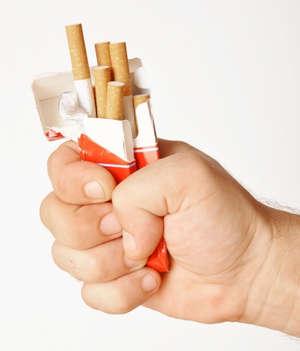 Если девушка бросит курить до беременности