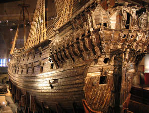 Frigate Vasa