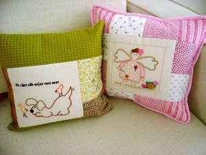 Подушки с печатью