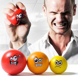 Ball stress relief