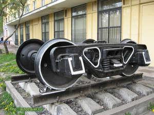 Pskov Railway Museum