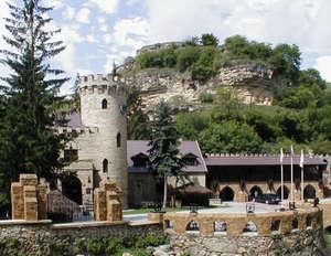 Castle in Kislovodsk