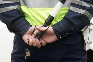 Traffic police inspector
