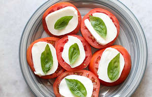 Mozzarella Tomatoes