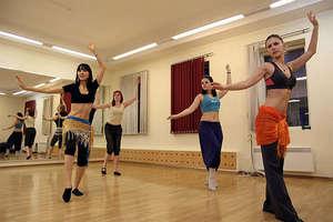 Урок восточных танцев