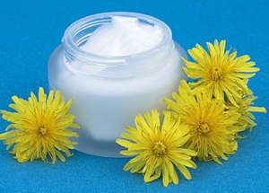 Coltsfoot cream