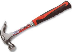 Small steel hammer