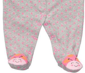 Носочки на комбинезоне