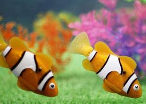 Рыбки роботы