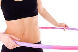 как правильно крутить обруч чтобы похудеть