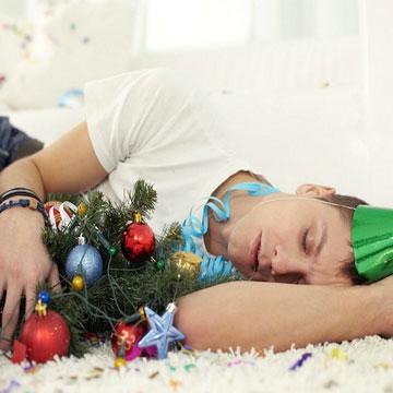 Как пережить праздники