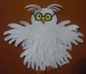 Palm owl