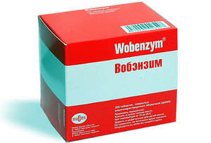 Packing Wobenzym