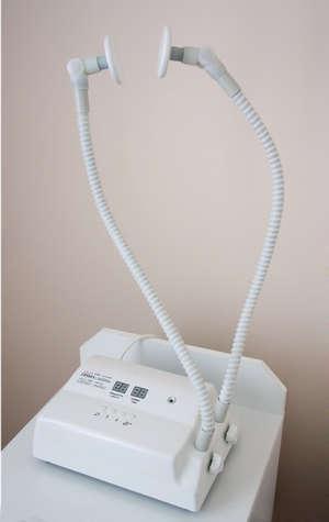UHF apparatus
