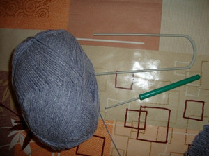 Yarn, Fork and Hook