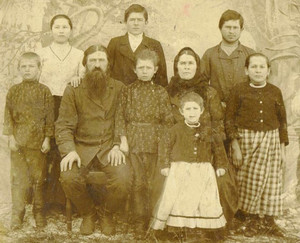 Old family photo