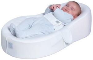 Что такое шезлонг для новорожденных
