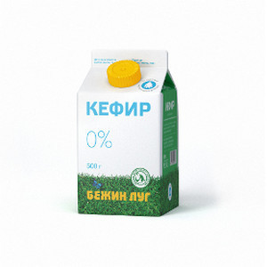 Low fat kefir