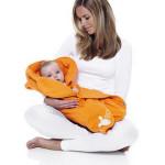 Коконы для новорожденных – ультрасовременные предметы, незаменимые для родителей