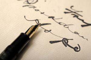 красивый почерк научиться красиво писать образец