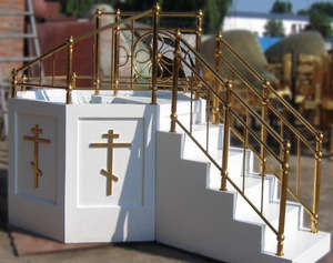 Купель при церкви