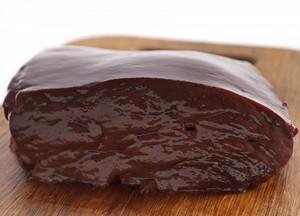 A piece of liver