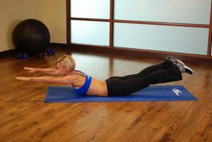 Упражнения для укрепления мышц позвоночника