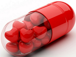 Hearts in a capsule