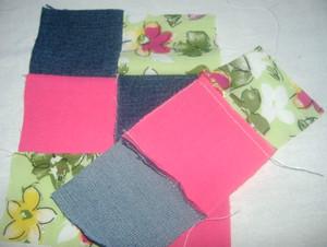 Stitched Cushion Parts