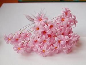 Фарфоровые цветочки