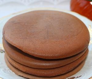 Шоколадные панкейки - простой рецепт с фото и видео